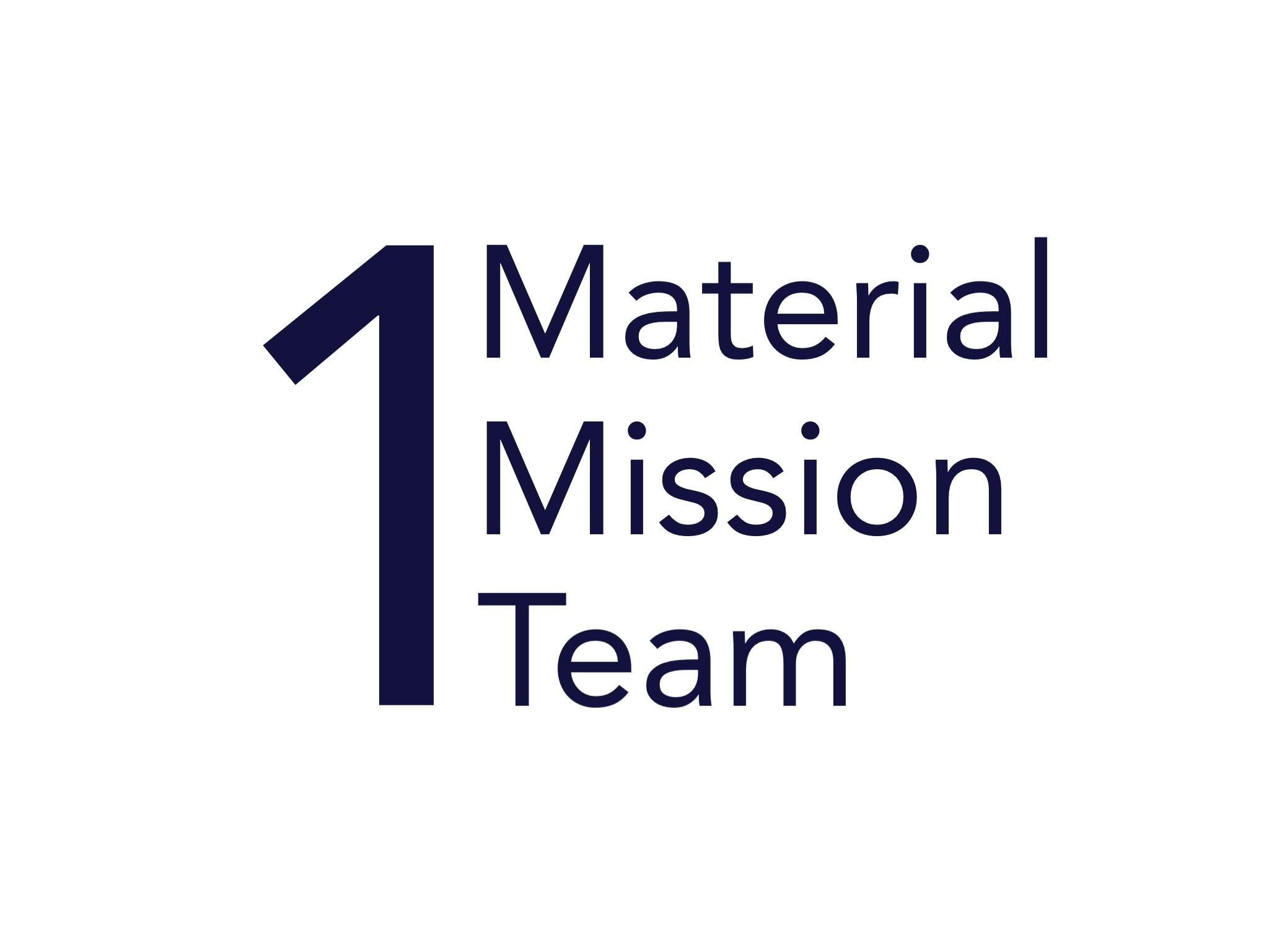 1 mission