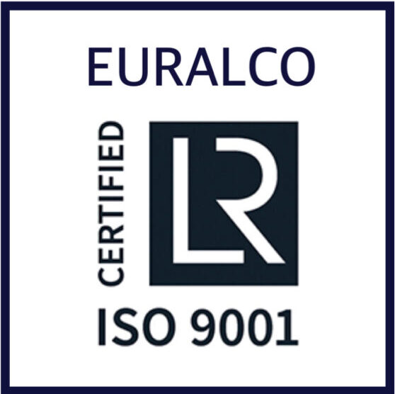 Iso 9001 euralco