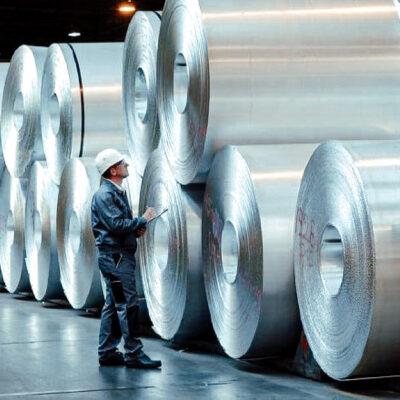 aluminium rolling mills